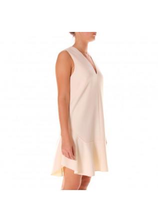 WOMEN'S CLOTHING DRESS WHITE JUCCA