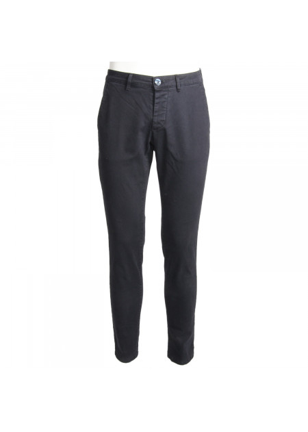 MEN'S CLOTHING TROUSERS BLUE OBVIOUS BASIC