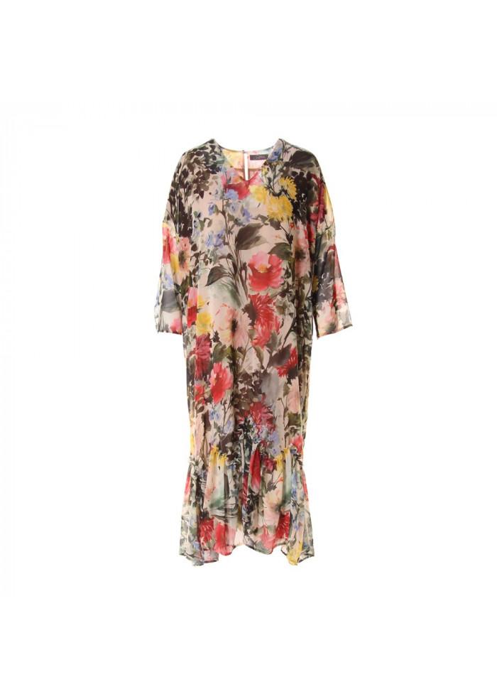 WOMEN'S CLOTHING DRESS MULTICOLOR SOALLURE