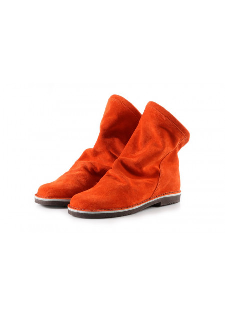 WOMEN'S SHOES BOOTS ORANGE LEREW