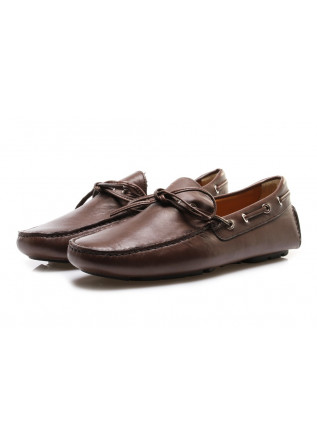 MEN'S SHOES FLAT SHOES BROWN MANOVIA 52