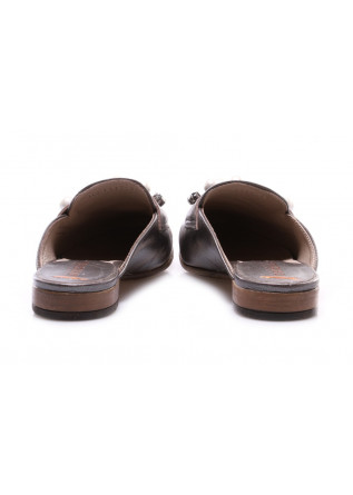 WOMEN'S SHOES SANDALS BLACK DEI COLLI