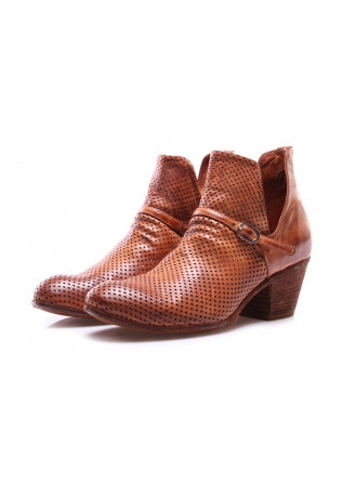 WOMEN'S SHOES BOOTS BROWN OFFICINE CREATIVE