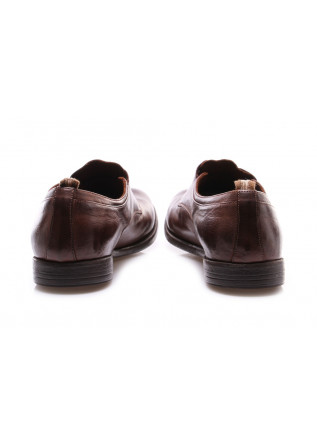 MEN'S SHOES LACE-UP BROWN OFFICINE CREATIVE