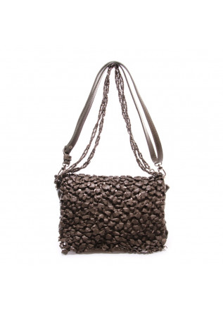 WOMEN'S BAGS BAGS GREEN REPTILE'S HAUSE