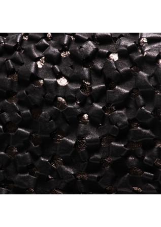 WOMEN'S BAGS PINCES BLACK REPTILE'S HOUSE