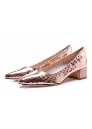 WOMEN'S SHOES PUMPS PINK MANOVIA 52