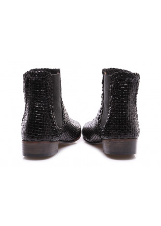 WOMEN'S SHOES TWISTED BOOTS BLACK MANOVIA 52