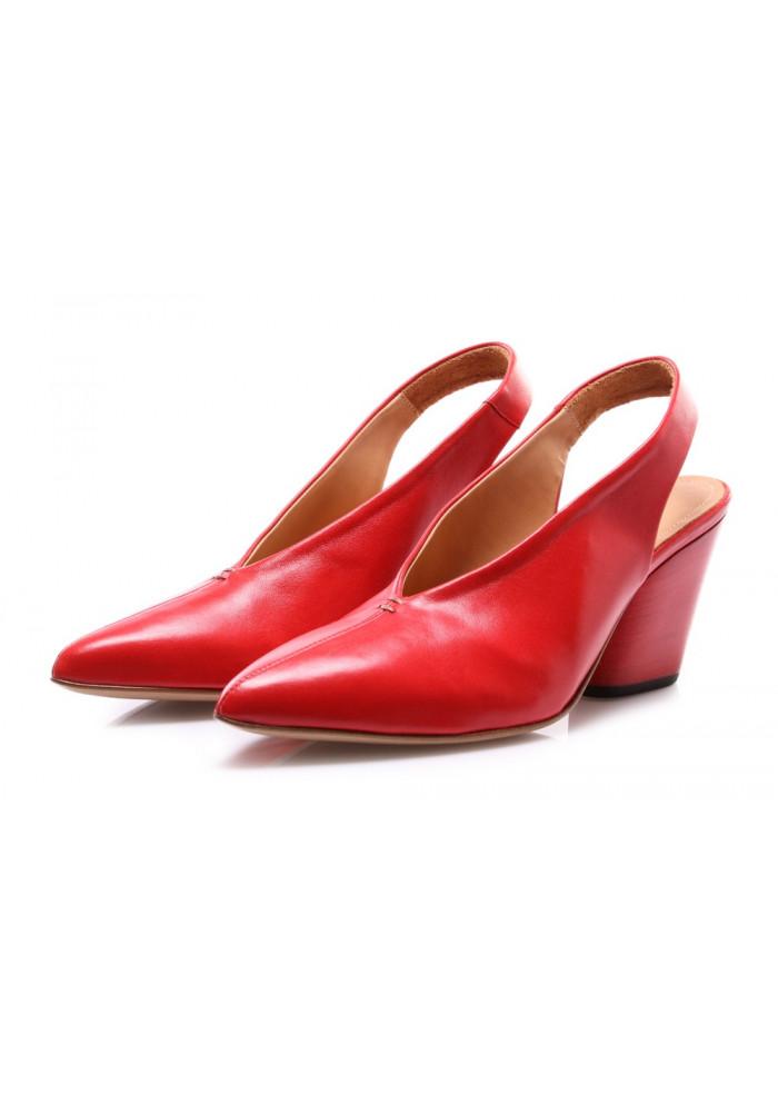 d631eb01020270 WOMEN S SHOES SANDALS RED HALMANERA