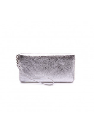 WOMEN'S ACCESSORIES WALLET SILVER GIANNI CHIARINI