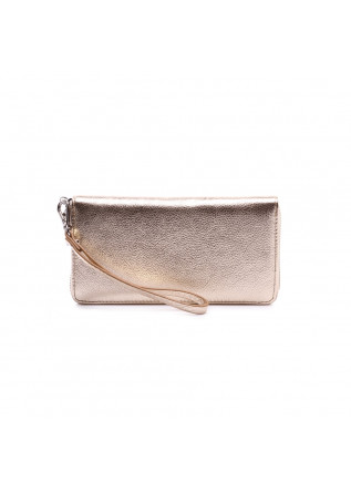 WOMEN'S ACCESSORIES  WALLET GOLD GIANNI CHIARINI