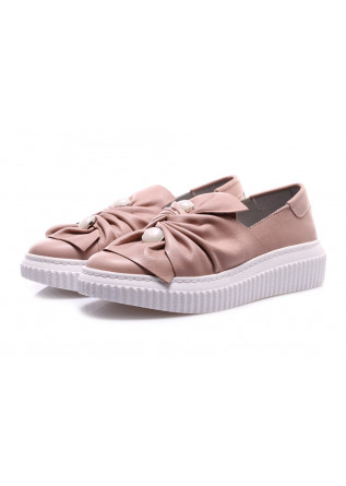 WOMEN'S SHOES SNEAKERS PINK D+