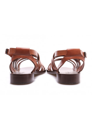 WOMEN'S SHOES SANDALS BROWN BUEWAX MANOVIA 52