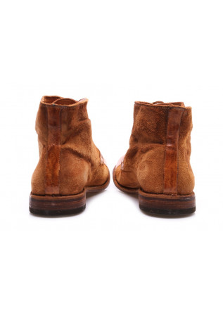 MEN'S SHOES BOOTS LIGHT BROWN MANOVIA