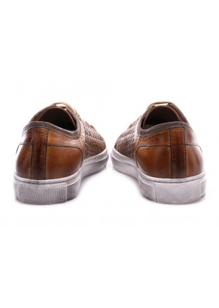 MEN'S SHOES SNEAKERS BROWN MANOVIA 52