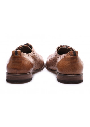 MEN'S SHOES LACE-UP BROWN MANOVIA 52