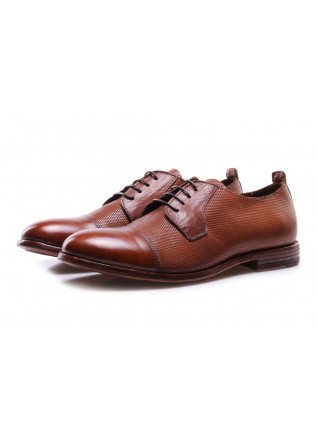 MEN'S SHOES LACE-UP BROWN MOMA
