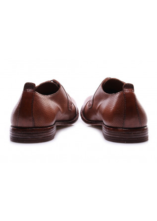 MEN'S SHOES LACE WITH BROWN TOBACCO MOMA