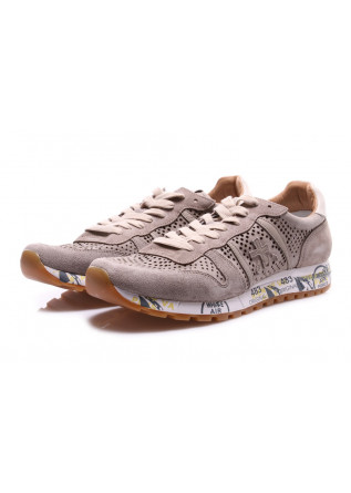MEN'S SHOES SNEAKERS BEIGE PREMIATA