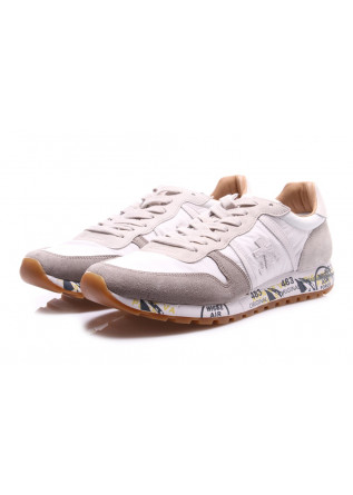 MEN'S SHOES SNEAKERS WHITE PREMIATA