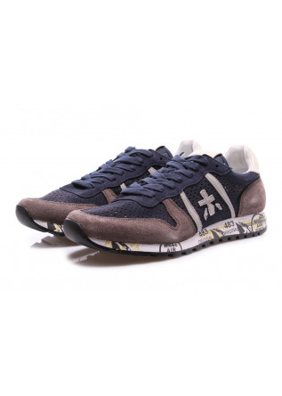 MEN'S SHOES SNEAKERS BROWN PREMIATA