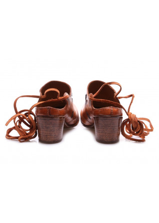 WOMEN'S SHOES SANDALS BROWN MOMA