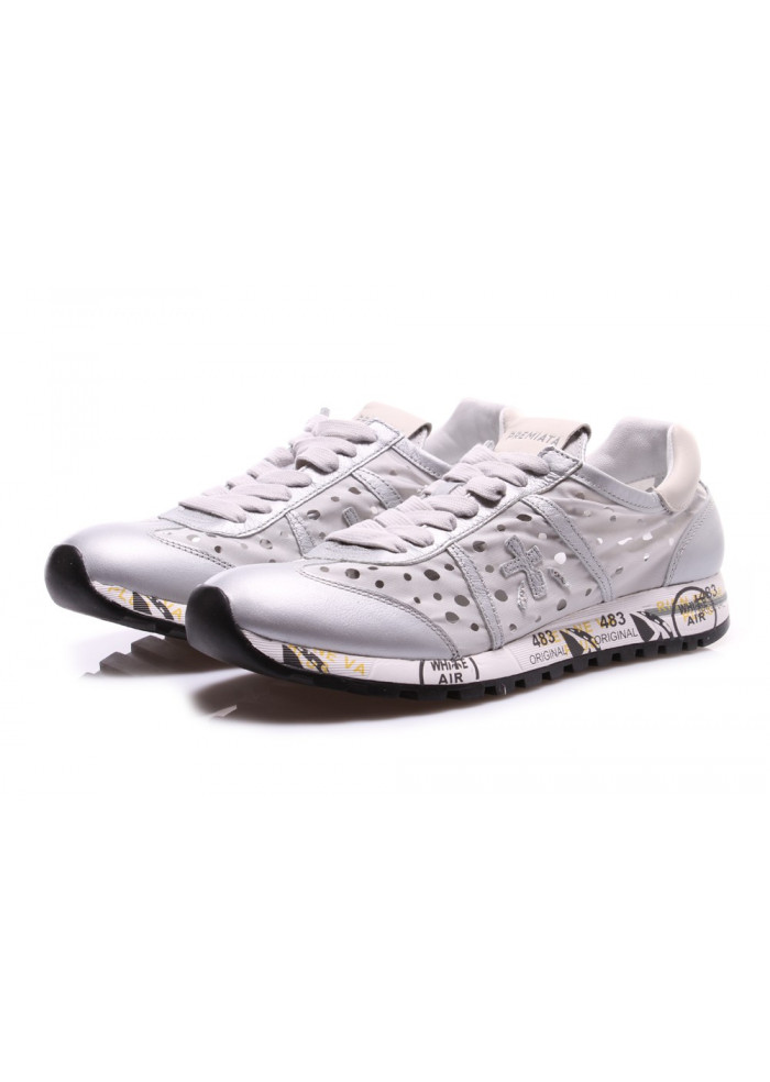 Donna Donna Argento Argento Sneakers Sneakers Premiata Scarpe Scarpe Premiata Scarpe 6xqwOwtB