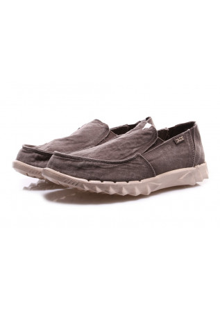 MEN'S SHOES FLAT SHOES BROWN DUDE