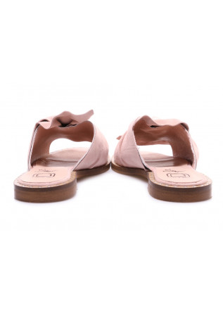 WOMEN'S SHOES SANDALS PINK D+