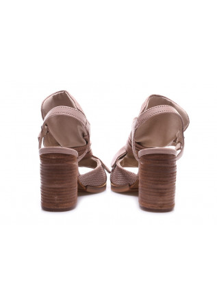 WOMEN'S SHOES SANDALS BEIGE DEI COLLI