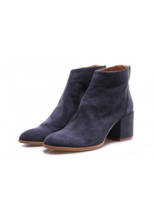 WOMEN'S SHOES BOOTS BLUE SALVADOR RIBES