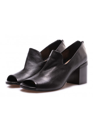WOMEN'S SHOES PUMPS BLACK SALVADOR RIBES
