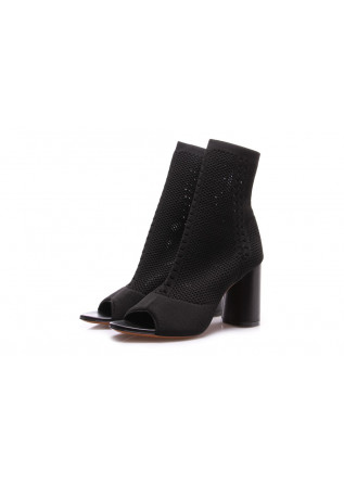 WOMEN'S SHOES BOOTS BLACK TIFFI