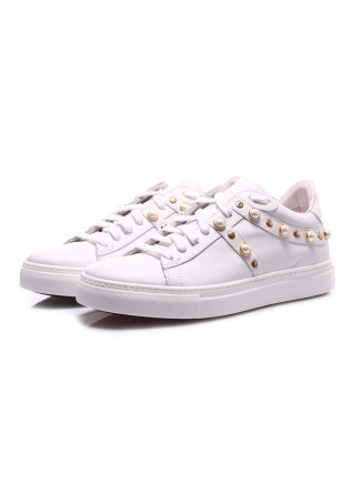 WOMEN'S SHOES SNEAKERS WHITE STOKTON