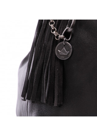 WOMEN'S BAGS LONG HANDLES BAG BLACK REHARD