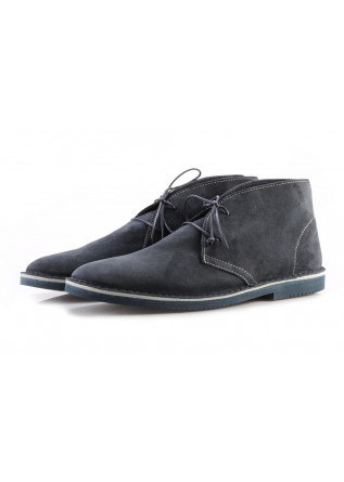 Schuhe Stiefel Blau LEREW
