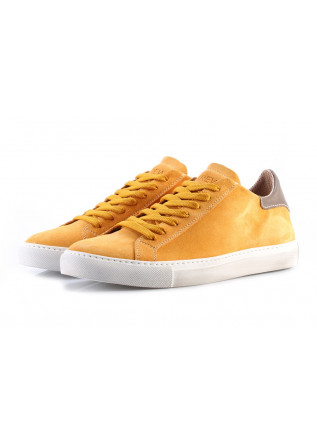 HERRENSCHUHE SNEAKERS ORANGE LEREW