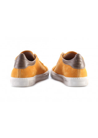 MEN'S SHOES SNEAKERS ORANGE LEREW