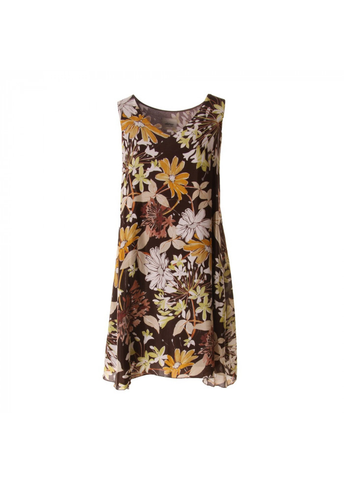 WOMEN'S CLOTHING DRESS FLOWERS OTTOD'AME