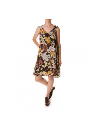 WOMEN'S CLOTHING DRESS FLOWERS OTTOD'AME