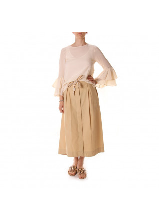 WOMEN'S CLOTHING SKIRTS BEIGE OTTOD'AME