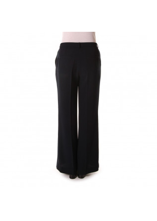 WOMEN'S CLOTHING TROUSERS BLUE OTTOD'AME