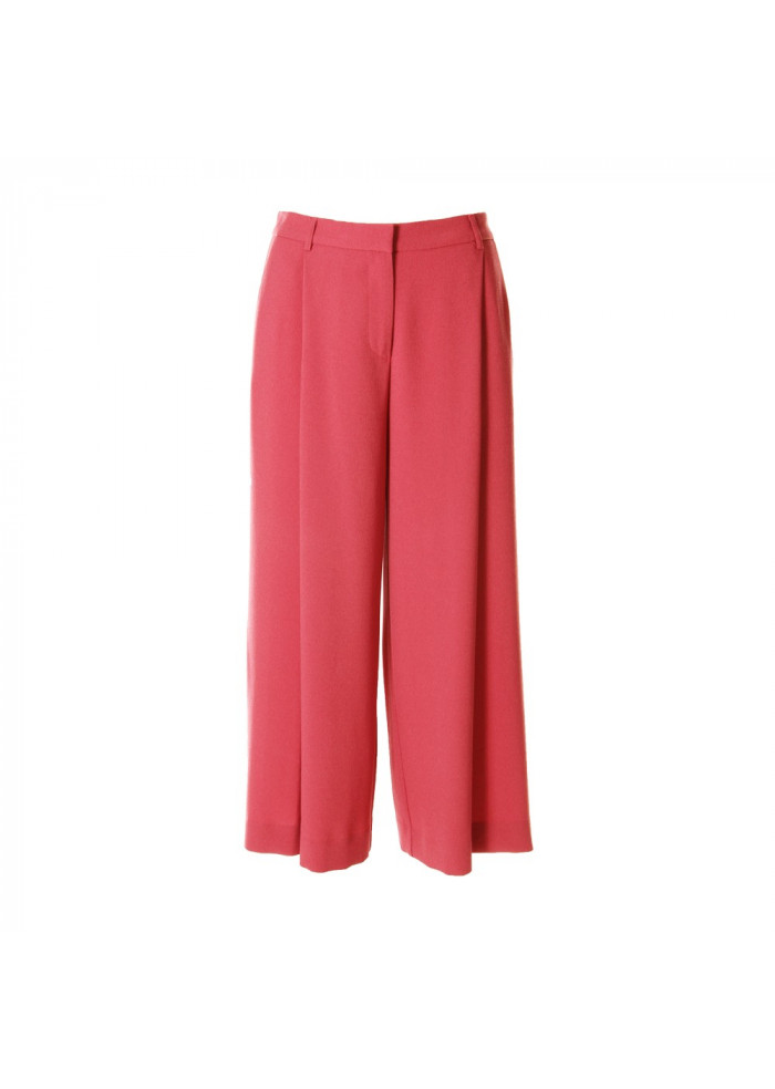 WOMEN'S CLOTHING TROUSERS PINK OTTOD'AME