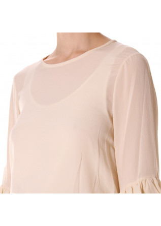WOMEN'S CLOTHING SHIRT BEIGE OTTOD'AME
