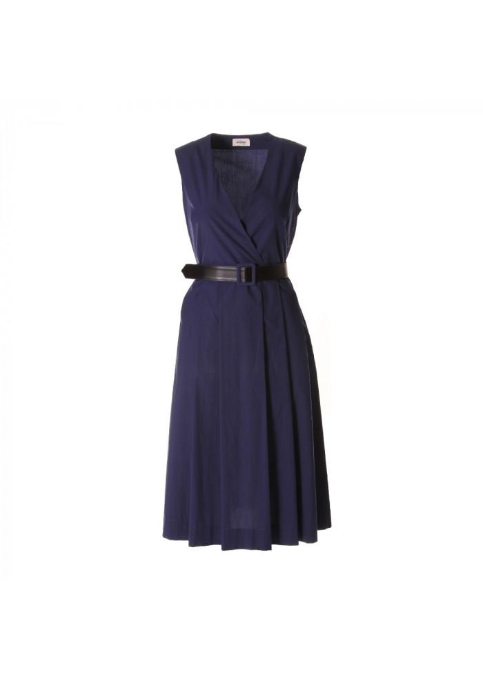 WOMEN'S CLOTHING DRESS BLUE OTTOD'AME