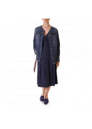 WOMEN'S CLOTHING DRESS BLUE OTTOD'AME