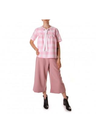 WOMEN'S CLOTHING SHIRT PURE COTTON WHITE OTTOD'AME