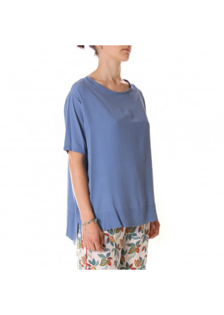 WOMEN'S CLOTHING SHIRT LIGHT BLUE OTTOD'AME
