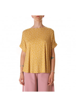 WOMEN'S CLOTHING T-SHIRTS YELLOW OTTOD'AME