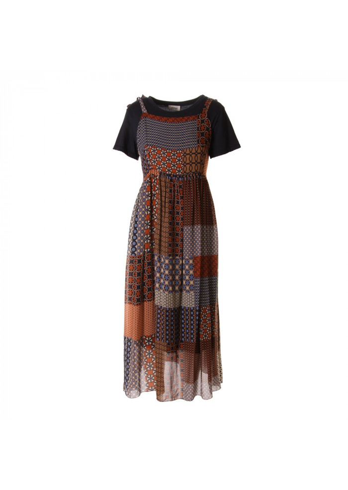 WOMEN'S CLOTHING DRESS MULTICOLOR OTTOD'AME